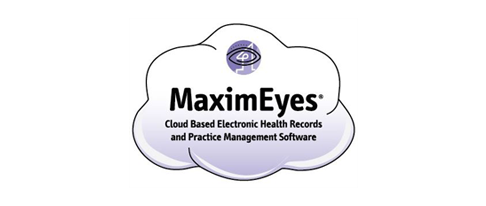 maxim eyes logo